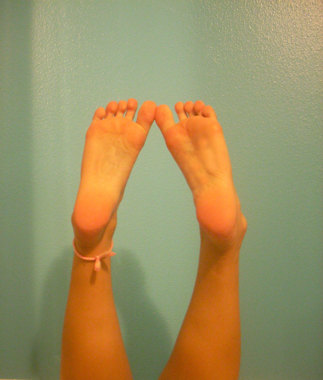 Allis Soles And Cute Toes  Cute Teen Feet-3814