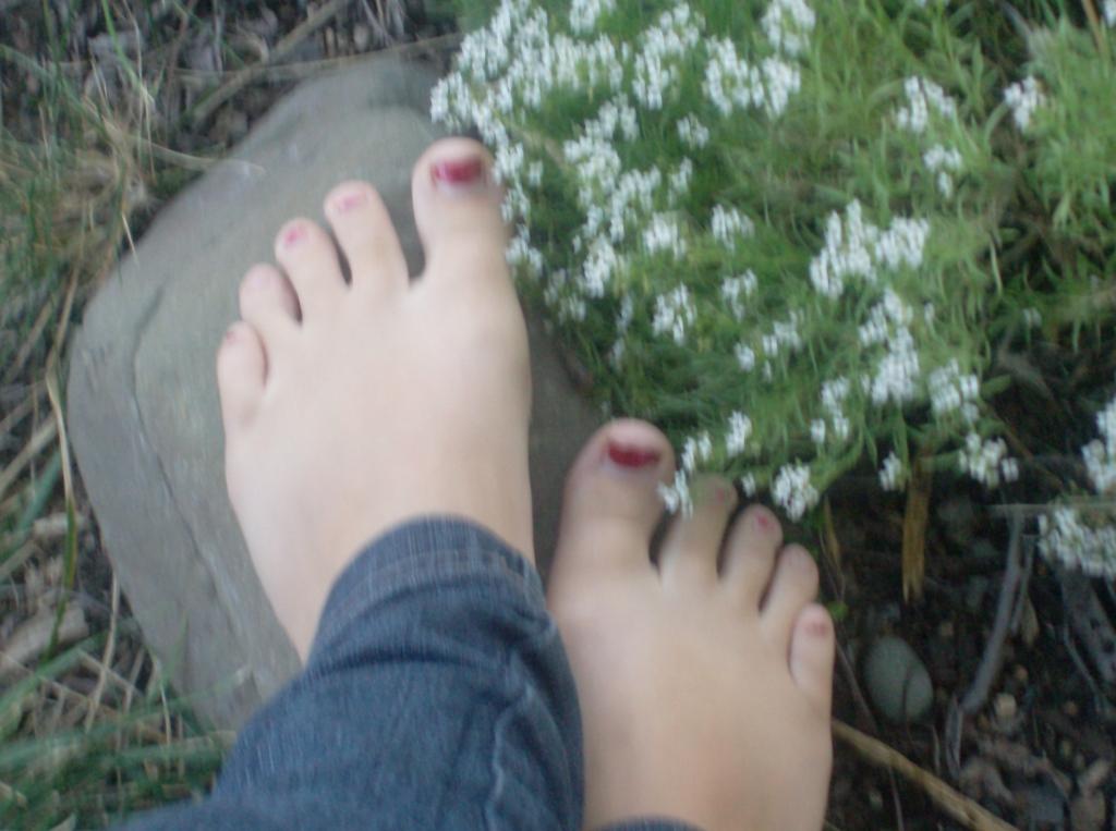 Dezzys Cute Toes  Cute Teen Feet-1600